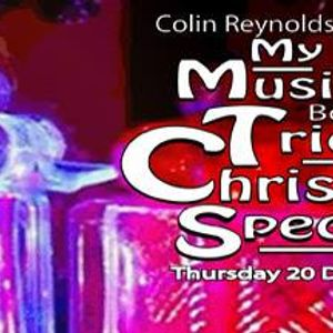 Colin Reynolds - My Musical Box of Tricks 2020 show