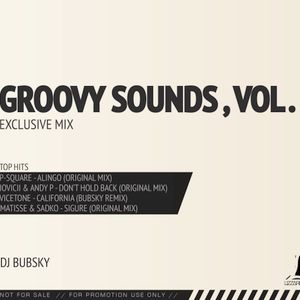 Bubsky - Groovy Sounds.Vol.II