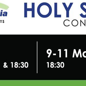 """Holy Spirit Conference"" Part 4 -Johan Steyn"
