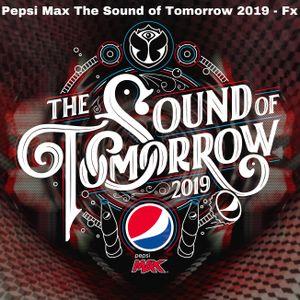 Pepsi MAX The Sound of Tomorrow 2019 - Fx