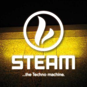 STEAM - the Techno Machine @ Cube Paderborn 01.04.2011 Part 1