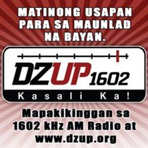 DZUP 1602 - Monday, January 16, 2012