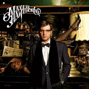 MAYER HAWTHORNE on Base Breakfast (30-09-2009)