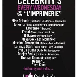 Dave Kane Live @ Celebrity's 29-08-2012