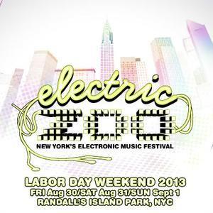 Otto Knows - Live @ Electric Zoo Festival 2013 (USA) 2013.08.30.