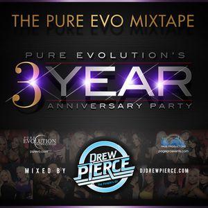 Pure Evo 3rd Anniversary Mixtape