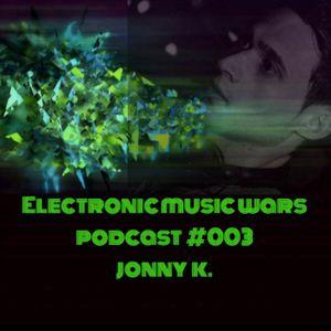 EMW Podcast #003 - Jonny K.
