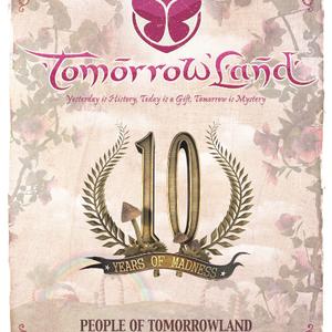 dj Caspar @ 10 Years Tomorrowland Belgium - Ketaloco stage 19-07-2014