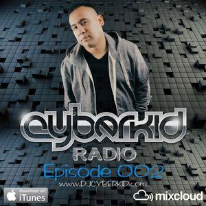 DJ Cyberkid Presents - Cyberkid Radio 002