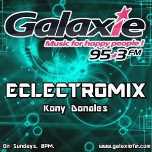 Galaxiefm Eclectromix 2016 06 26