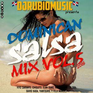 Dominican Salsa MIx Vol.5 2016
