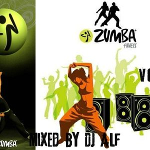 Dj Alf -zumba mix vol 1