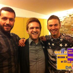 Shuffle Show Darik Radio - 20.04.2015 - Special Guests Bears and Hunters #61