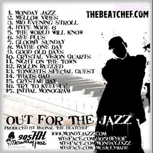 Out For The Jazz - Vol. 1 -
