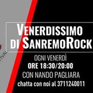 VENERDISSIMO DI SANREMO ROCK con MESCALINA,SUPERZERO,EMILIANO LA ROCCA,DELEYA,BRIGATE ROCK .