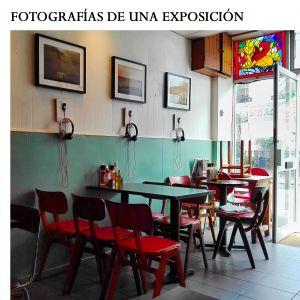 Fotografías de una exposición