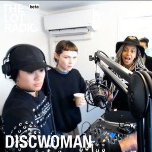 DISCWOMAN @ The Lot Radio Soft Opening 07 Feb 2016