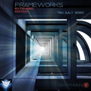 Frameworks Extended Edition #34- Progressive House - Gammawave Radio-Progressive Heaven