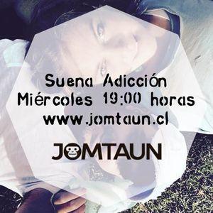 #SuenaAdicciónSCL #12 (23-03-2016)