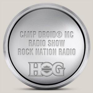 Camp Droid® Motorcycle Club Radio Show 07-19-14 pt. II
