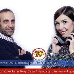 TOP ITALIA | 17/10/15 | Claudia & Tony Casa'
