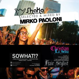 Mirko Paoloni # It's All About House Music