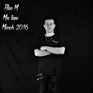 Alex M (Italy) Mix Tape marzo 2016