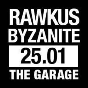 DJ Set @ RAWKUS 25/1/2013
