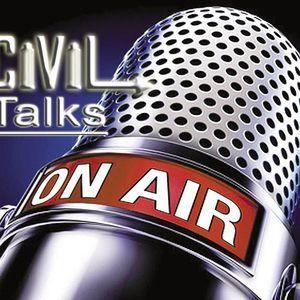 CIVIL Talks Radio Show by NC CIVIL x ENC96RADIO.com - 09132016