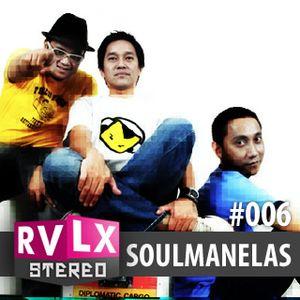 Ravelex Stereo #006 - Soulmanellas (Electrosoul)