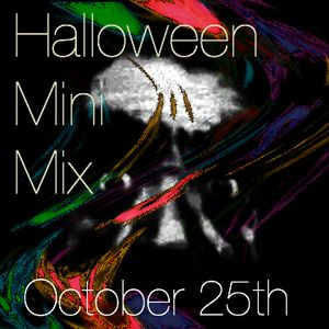 Halloween Party Preview Mix