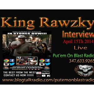 Live Interview With King Rawzky