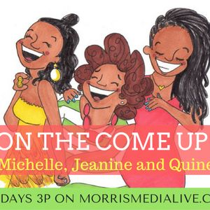 On the Come up Guest: Ashley Blaine Featherson 1-15-17