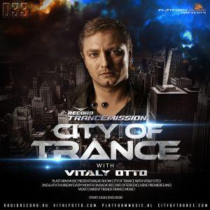 Vitaly Otto— City ofTrance 033