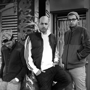 Dennis Ferrer & The Martinez Brothers Live @ PS1 Warm Up 2007-07-21 Prt1
