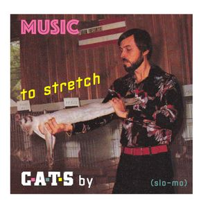 Music to Stretch Cats by....In Slo-mo