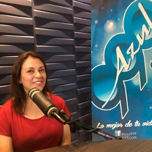 Entrevista Desayuno Azul - 10 de Julio, 2017 (Mis Hijos Están Creciendo)