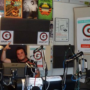The last Roots'Secours radio show on Graf'Hit 94.9 FM !