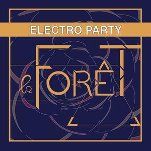 DJ DONUT x La Forêt  Electro Party (MI) DJSET