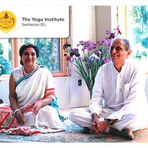 Morning Parisamvad, 29th March 2016, B.G. 10_7, Dr. Jayadeva Yogendra & Smt. Hansaji Yogendra