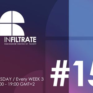 Yakoff - INFILTRATE #15 On InsomniaFM (May 2011)