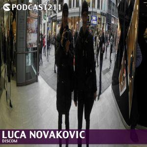 CS Podcast 211: Luka Novakovic
