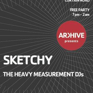 Heavy Measurement DJs | Arkhive Promo Mix | November 2011