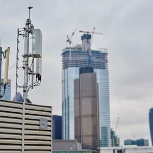 Clear Spot - 2nd May 2019 (5G Trial in London)