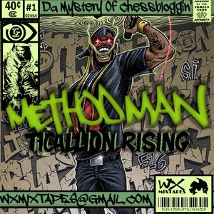 Method Man - Ticallion Rising