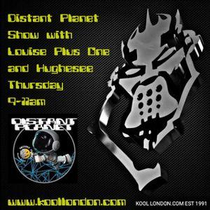 Distant Planet Show #3 Koollondon.com - Hughesee 11-07-19 - Nuskool Jungle/Rave - DL Link in notes