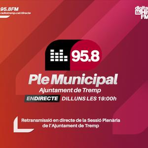 Ràdio Tremp - Ple Municipal (12/04/2021)