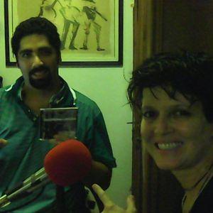 Programa Brazucas do Rock 178 - Entrevista com Marisa Serranno - 29/09/2015