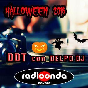 DDT con DELPO DJ - HALLOWEEN 2018