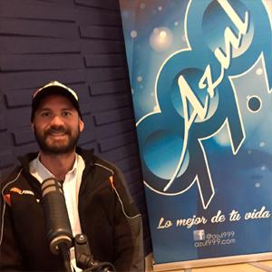 Entrevista Desayuno Azul - 27 de Junio, 2017 (Capitán Everardo Carmona Rojas)